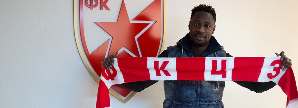 Richmond Boakye joins