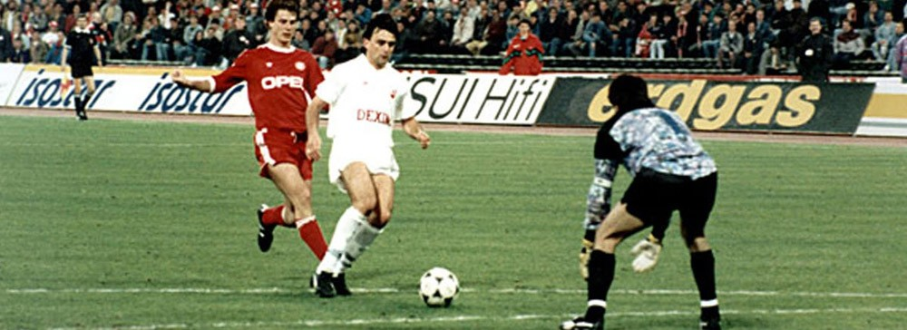 On this day - Zvezda conquered Munich