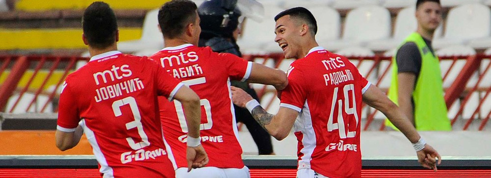 Derby joy for the red-and-whites